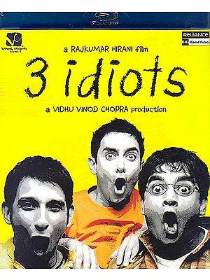 3 Idiots  (Blu-Ray Disc)