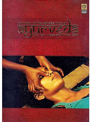 Harmony of The Senses Through Ayurveda (Eye/Ear/Nose And Throat Care) (DVD)