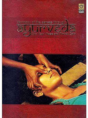 Harmony of The Senses Through Ayurveda (Eye/Ear/Nose And Throat Care) (DVD)