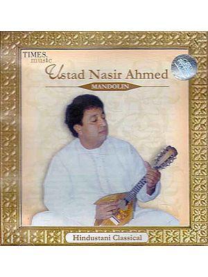 Ustad Nasir Ahmed (Mandolin) (Hindustani Classical) (Audio CD)