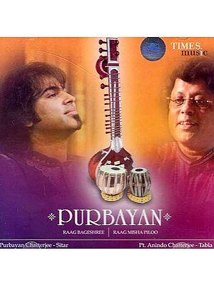 Purbayan (Audio CD)