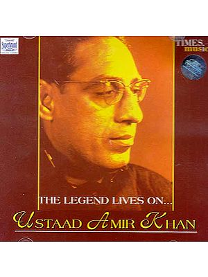 Ustaad Amir Khan: The Legend Lives On…. (2 CD Pack) (Audio CD)
