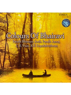 Colours of Bhairavi (Audio CD)