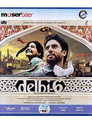 Delhi - 6 The Journey Within (Blu-Ray Disc)