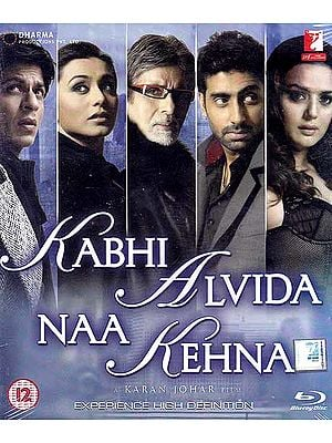 Kabhi Alvida Naa Kehna (Blu-Ray Disc)