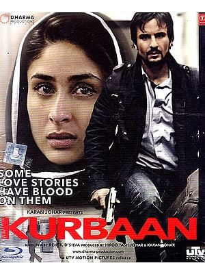 Kurbaan (Blu-Ray Disc)