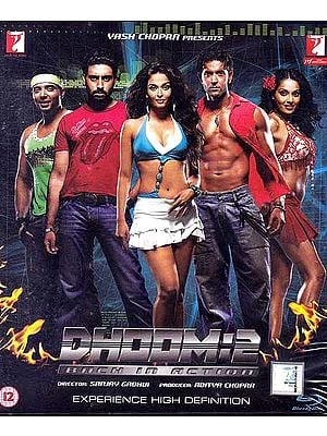 Dhoom: 2 (Blu-Ray Disc)