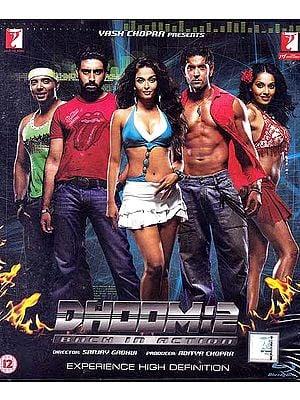 Dhoom: 2 (Blu-Ray Disc)