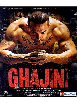Ghajini (Blu-Ray Disc)