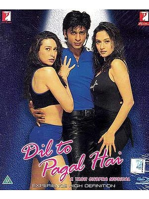 Dil To Pagal Hai (Blu-Ray Disc)