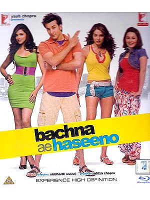 Bachna Ae Haseeno (Blu-Ray Disc)