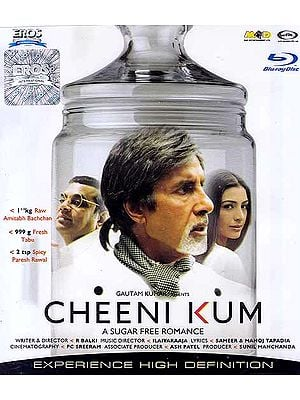 Cheeni Kum (Blu-Ray Disc)