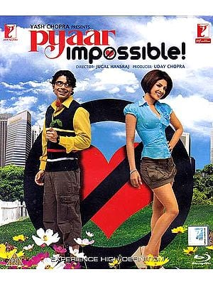 Pyaar Impossible! (Blu-Ray Disc)