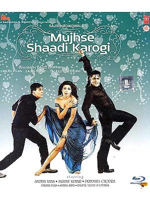 Mujhse Shaadi Karogi (Blu-Ray Disc)