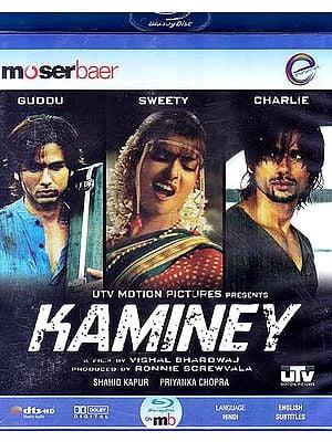 Kaminey (Blu-Ray Disc)