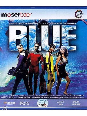 Blue (Blu-Ray Disc)