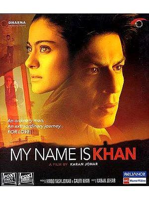 My Name Is Khan (Blu-Ray Disc)