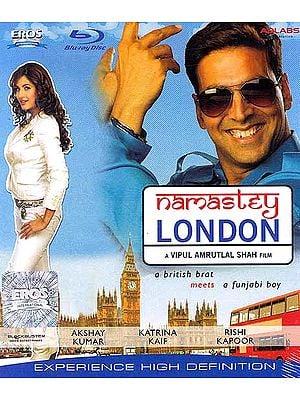 Namastey London: A British Brat Meets a Funjabi Boy (Blu-Ray Disc)