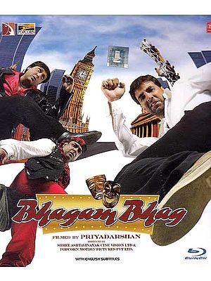 Bhagam Bhag (Blu-Ray Disc)