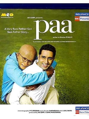 Paa (Blu-Ray Disc)