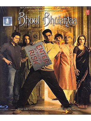 Bhool Bhulaiyaa (Blu-Ray Disc)