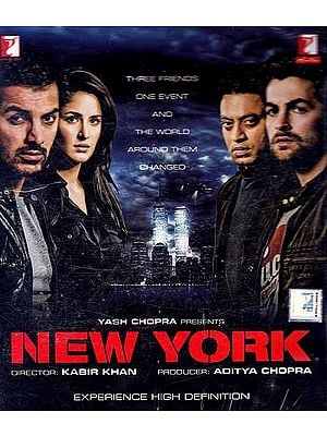New York (Blu-Ray Disc)