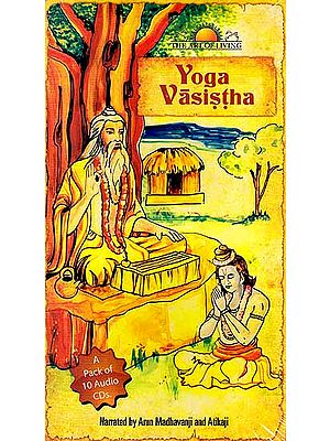 Yoga Vasistha (Set of Ten Audio CDs)