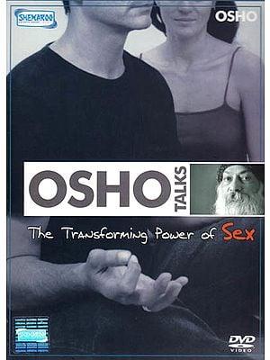Osho Talks The Transforming Power of Sex (DVD)