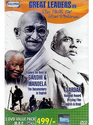 Great Leaders On The Path of Non-Violence (2 DVD Value Pack)