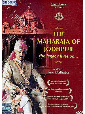 The Maharaja of Jodhpur (The Legacy lives On…) (DVD)