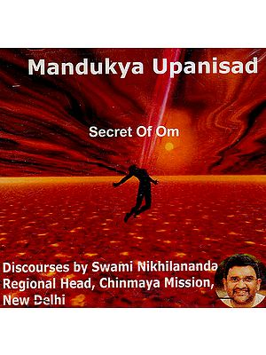Mandukya Upanisad (Secret of OM): Audio CD