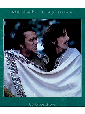 Ravi Shankar Geroge Harrison (Collaborations) (3 CDs + DVD)