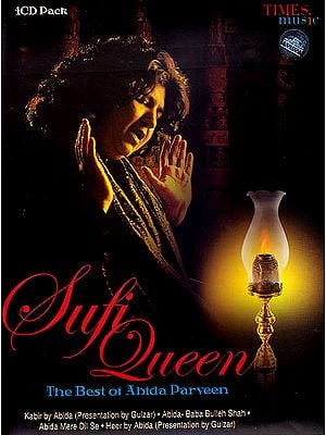 Sufi Queen (4 CD Pack)