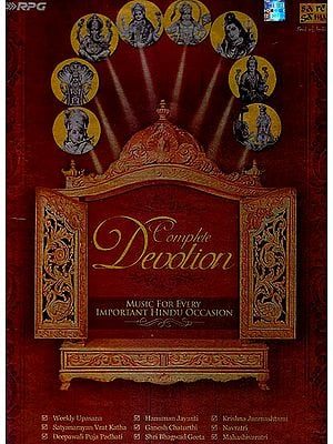 Complete Devotion: Music for Every Important Hindu Occasion (Set of 15 Audio CDs)