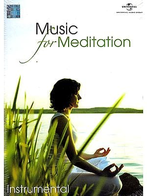 Music For Meditation: Instrumental (Set of 3 Audio CDs)