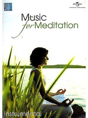Music For Meditation: Instrumental (Set of 3 Audio CDs)