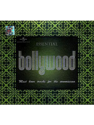 Essential Bollywood: Must Have Tracks For The Connoisseur (Free Booklet Inside) (Set of 5 Audio CDs)
