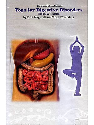 Common Ailments Series: Yoga For Digestive Disorders Theory & Practice (DVD)