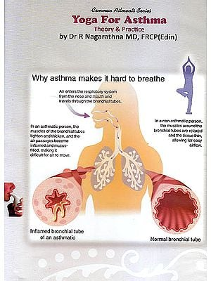 Common Ailments Series: Yoga For Asthma Theory & Practice (DVD)
