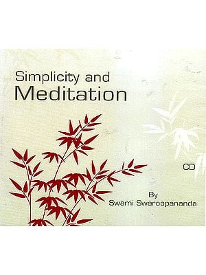 Simplicity And Meditation (Audio CD)