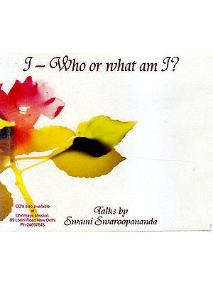 I - Who or What Am I? (Set of Two Audio CDs)