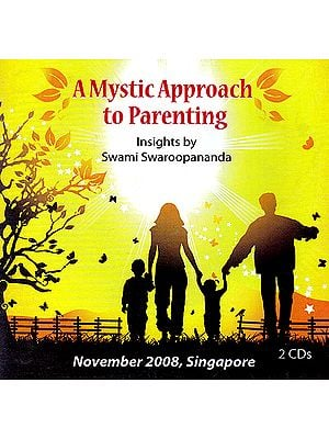 A Mystic Approach To Parenting (Set of 2 Audio CDs)