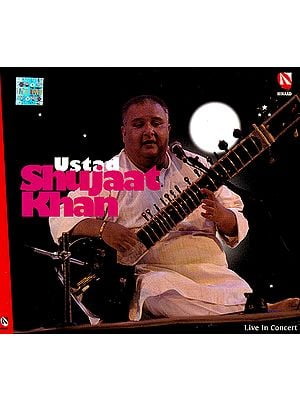 Ustad Shujaat Khan: Live in Concert (Audio CD)