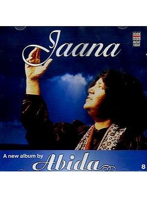 Jaana: A New Album by Abida (Audio CD)