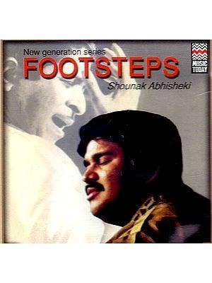 New Generation Series: Footsteps - Shounak Abhisheki Vocal   (Audio CD)