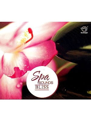 Spa Sounds Bliss  (Audio CD)