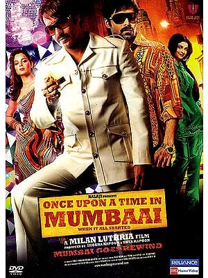 Once Upon A Time In Mumbai: When It All Started (DVD)