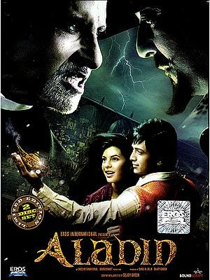 Aladin ( Set of 2 DVD's)
