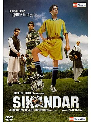 Sikandar: Survival Is The Game He Played  (DVD)