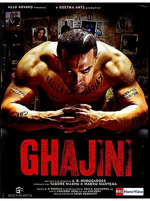 Ghajini (Set of 2 DVD)
